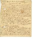 Letter to Reverend John Armstrong