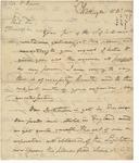 Letter to Dr. Davis
