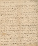 Letter to William Sparrow