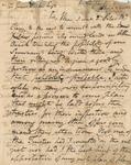 Letter to James Parker