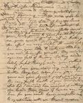 Letter to Rebecca Morse