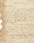 Letter to Rev. J. H. Hopkins
