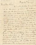 Letter to Rev. Samuel Jarvis