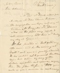 Letter to Intrepid Morse