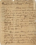 Letter to Mary Olivia Chase