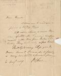 Letter to James Greenleaf