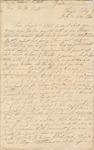 Letter to Mr. Bates