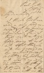 Letter to Rev. W. Ward