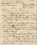 Letter to Mr. Heman Dyer