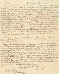 Letter to James Heath