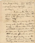 Letter to the wardens and vestry of St. James Church