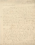 Letter to C.W. Fitch