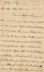 Letter to Mary Ward