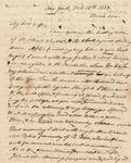 Letter to Mrs. Samuel Fuller, Jr.