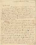 Letter to Mrs. Samuel Fuller Jr.