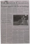Kenyon Collegian - November 2, 2006
