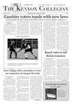 Kenyon Collegian - November 9, 2006