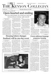 Kenyon Collegian - February 22, 2007