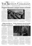 Kenyon Collegian - November 15, 2007