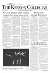 Kenyon Collegian - December 11, 2008