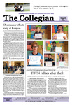 Kenyon Collegian - October 2, 2014