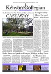 Kenyon Collegian - April 19, 2012