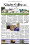 Kenyon Collegian - May 3, 2012