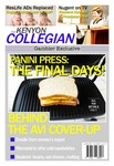 Kenyon Collegian - May 10, 2012