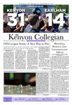 Kenyon Collegian - September 13, 2012