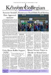 Kenyon Collegian - October 25, 2012
