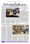 Kenyon Collegian - December 13, 2012