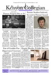 Kenyon Collegian - January 24, 2013