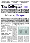 Kenyon Collegian - February 21, 2013