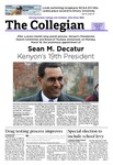 Kenyon Collegian - March 28, 2013