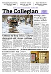 Kenyon Collegian - January 30, 2014