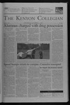 Kenyon Collegian - October 21, 2004