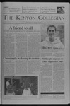 Kenyon Collegian - April 7, 2005