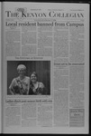 Kenyon Collegian - February 9, 2006