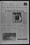 Kenyon Collegian - April 29, 2004