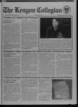 Kenyon Collegian - October 27, 1994