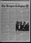 Kenyon Collegian - November 10, 1994