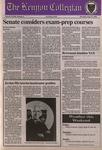 Kenyon Collegian - September 21, 1995