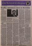 Kenyon Collegian - November 2, 1995