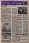 Kenyon Collegian - November 9, 1995