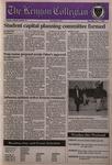 Kenyon Collegian - December 7, 1995