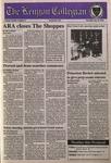Kenyon Collegian - January 25, 1996