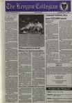 Kenyon Collegian - February 15, 1996