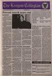 Kenyon Collegian - February 22, 1996