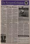 Kenyon Collegian - February 29, 1996