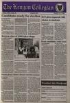 Kenyon Collegian - April 4, 1996
